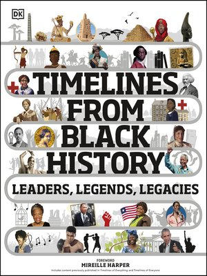 cover image of Timelines from Black History