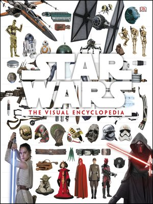 cover image of Star Wars: The Visual Encyclopedia