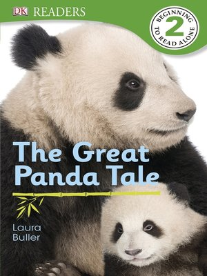 cover image of The Great Panda Tale