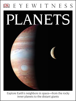 cover image of DK Eyewitness Books: Planets