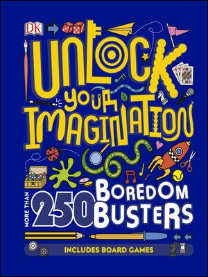 cover image of Unlock Your Imagination