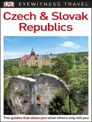 cover image of DK Eyewitness Travel Guide - Czech and Slovak Republics