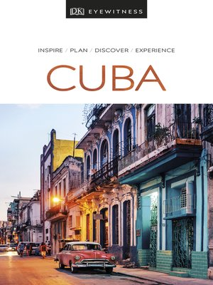 cover image of DK Eyewitness Travel Guide Cuba