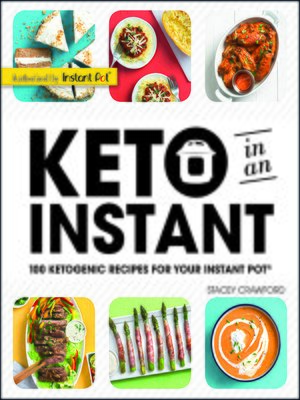cover image of Keto in an Instant