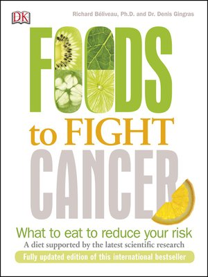cover image of Foods to Fight Cancer