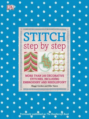 cover image of Stitch Step by Step