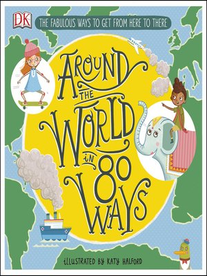 cover image of Around the World in 80 Ways