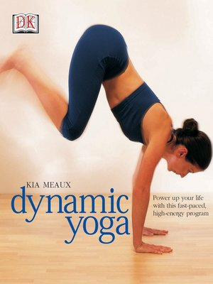 cover image of Dynamic Yoga