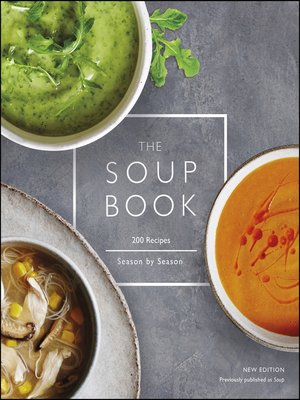 cover image of The Soup Book