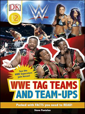 cover image of WWE Tag-Teams and Team-Ups