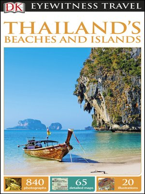 cover image of Thailand's Beaches & Islands