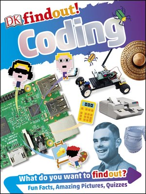 cover image of DKfindout! Coding