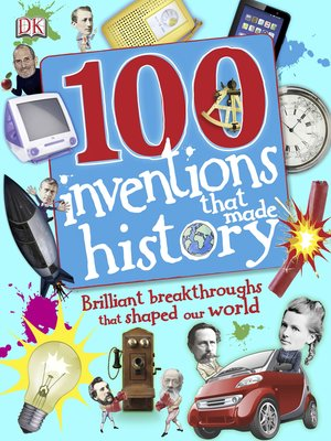 cover image of 100 Inventions That Made History
