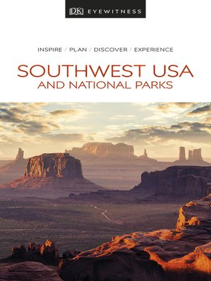 cover image of DK Eyewitness Southwest USA and National Parks