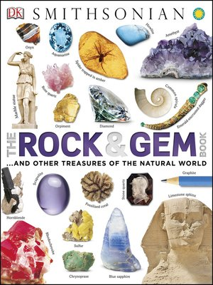 cover image of The Rock and Gem Book