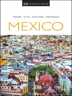 cover image of DK Eyewitness Mexico