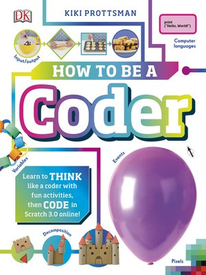 cover image of How to Be a Coder