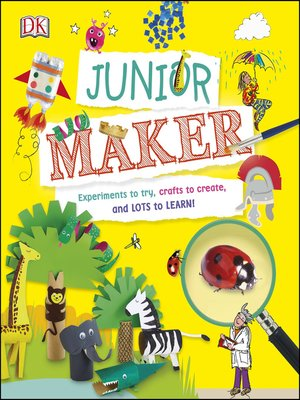cover image of Junior Maker
