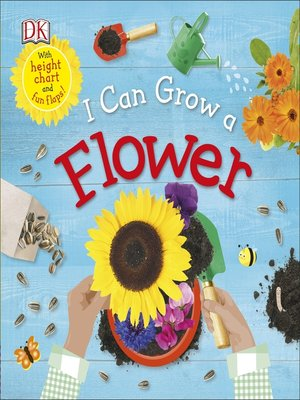 cover image of I Can Grow a Flower