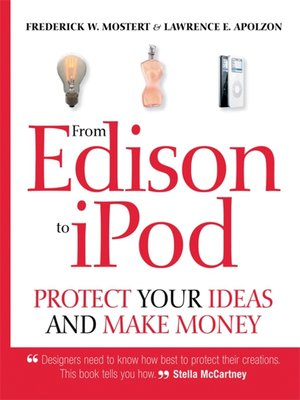 cover image of From Edison to iPod