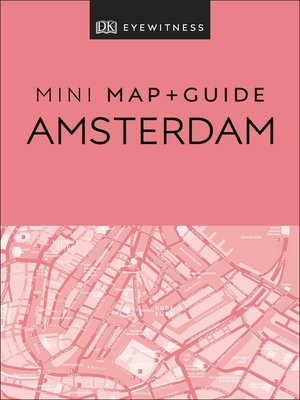 cover image of DK Eyewitness Amsterdam Mini Map and Guide