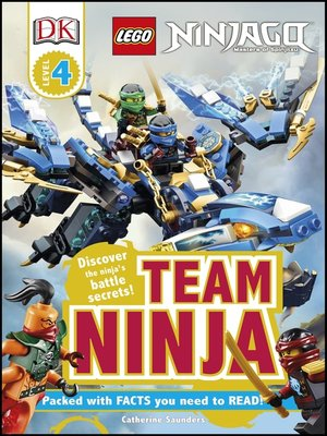 cover image of LEGO NINJAGO: Team Ninja