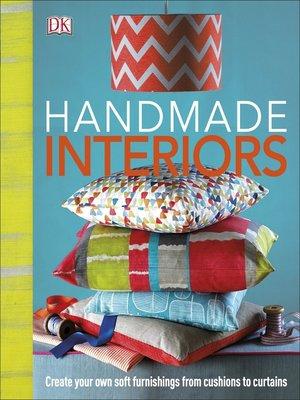 cover image of Handmade Interiors