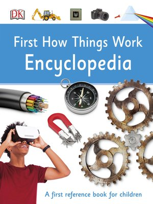 cover image of How Things Work Encyclopedia