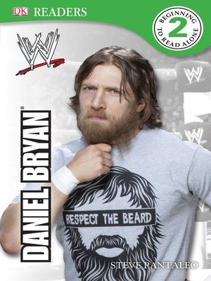 cover image of WWE Daniel Bryan