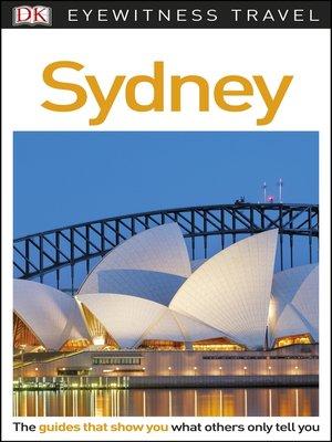 cover image of DK Eyewitness Travel Guide - Sydney
