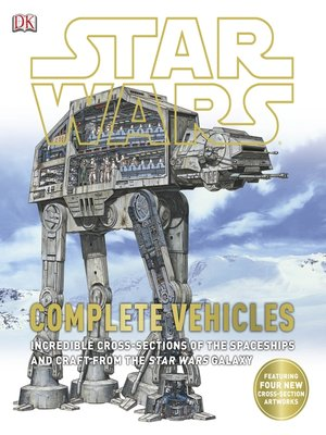 cover image of Star Wars, Complete Vehicles