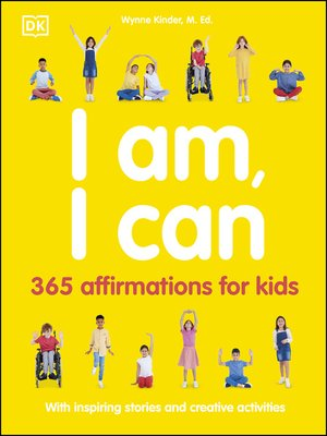 cover image of I Am, I Can