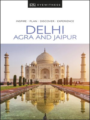 cover image of Delhi, Agra and Jaipur