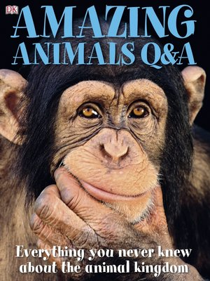 cover image of Amazing Animals Q & A