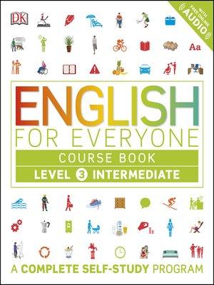 cover image of Level 3: Intermediate, Course Book