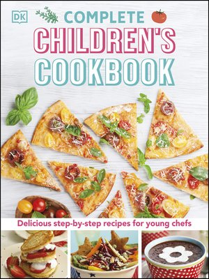 cover image of Complete Children's Cookbook