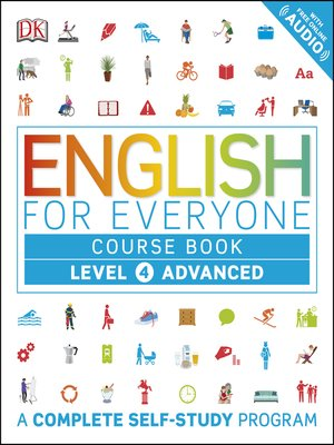 cover image of Level 4: Advanced, Course Book