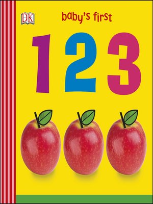 cover image of Baby's First 123