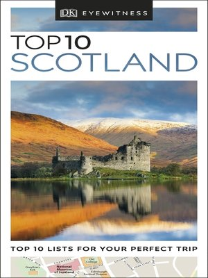 cover image of Top 10 Scotland