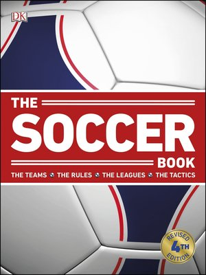 cover image of The Soccer Book