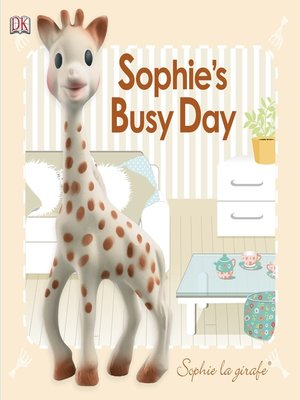 cover image of Sophie's Busy Day
