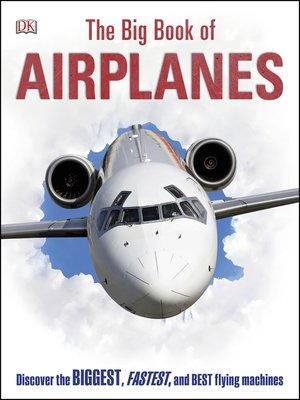 cover image of The Big Book of Airplanes