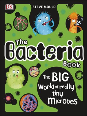 cover image of The Bacteria Book