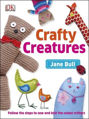 cover image of Crafty Creatures