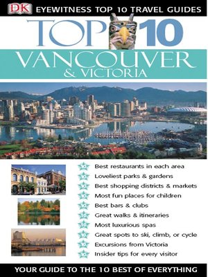 cover image of Vancouver & Victoria