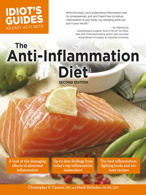cover image of The Anti-Inflammation Diet