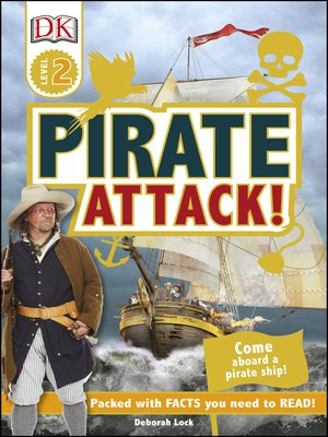 cover image of Pirate Attack!
