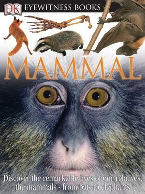 cover image of Mammal