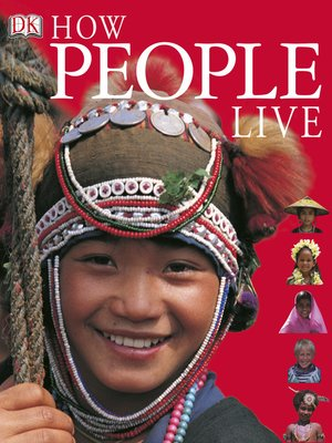 cover image of How People Live