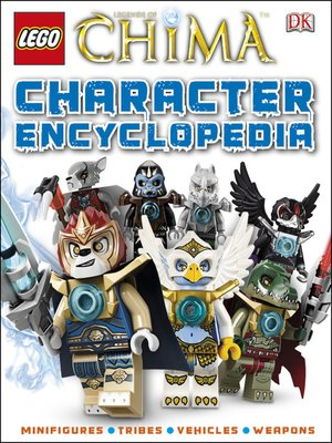 cover image of LEGO® Legends of Chima: Character Encyclopedia